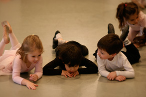 Ballet Classes ages 4 - 7 at West Point, New York