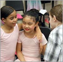 Ballet Classes ages 8 - 9 at Chester, New York